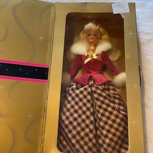Vintage NWT Avon Exclusive Winter Rhapsody Barbie